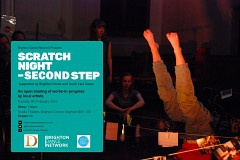 Scratch Night - Second Step