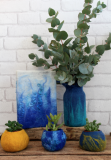 Craft workshop - Learn to make Bowls, vases and book covers in felt (3 Hrs) Sat 30th April 2pm - Brighton