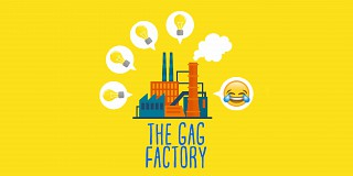 Secret Comedy Club presents: The Gag Factory (a professional new material comedy night)