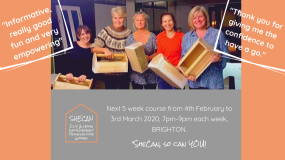 SheCan - 5 week D.I.Y Course Exclusively for Women