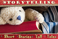 Short Stories, Tall Tales (Sep)