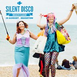 Silent Disco Beach Clean