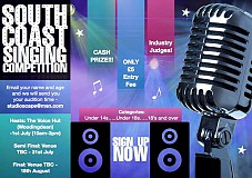 South Coast Singing Competition