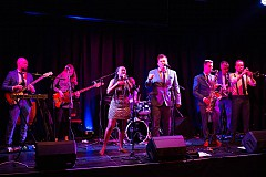 South Coast Soul Revue - Live - Opening Night of Brighton Fringe