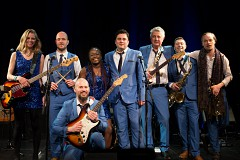 South Coast Soul Revue live at The Ropetackle Arts Centre
