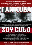 Soy Cuba Film Showing with Live Soundtrack