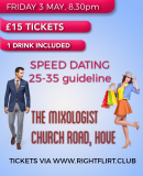 Speed Dating (25-35 ages)