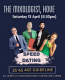 Speed Dating (35-45 ages)