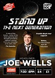 Stand-Up: The Next Generation - Joe Wells