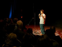 Standup comedy workshop