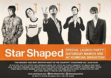 Star Shaped Club Brighton - 2018 Launch Party!
