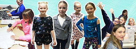 Stylish Tweens (8-12 year olds)