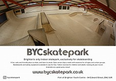 Summer Holidays at BYC Skatepark