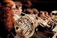 Summer Swing Concert with Brighton & Hove Youth Big Band and singer Darren Abrahams