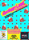 SuperHappy Land Comedy Open Mic 1st Birthday!