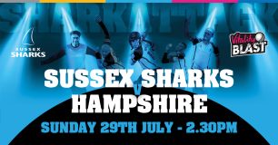 Sussex Sharks vs. Hampshire