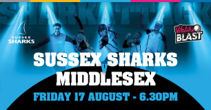 Sussex Sharks vs. Middlesex