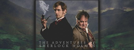THE ADVENTURES OF SHERLOCK HOLMES Chapterhouse Theatre