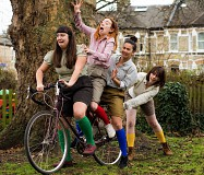 THE TEMPEST - The HandleBards