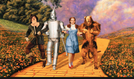 THE WIZARD OF OZ The Open Air Cinema