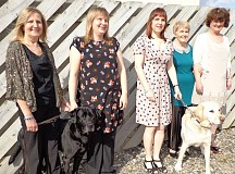 Peacehaven Coastal Guide Dogs Branch   Fashion Show  Bargains Galore