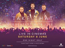 Take That: Greatest Hits Live 12A