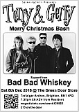 Terry & Gerry-  Merry Christmas bash