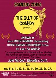 The Cult of Comedy presents..