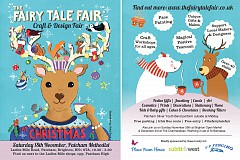 The Fairy Tale Fair - Christmas Craft Fair at Patcham