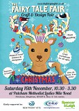 The Fairy Tale Fair at Christmas - Patcham Craft Fair