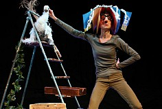 The Goose who Flew: Puppetry (11 am & 2 pm)