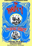 The Hangee V & The Space Agency - Live Onstage