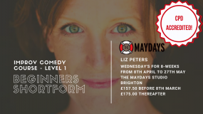 The Maydays Beginners Improv Comedy Course