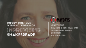 The Maydays: Improvising Shakespeare