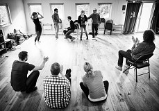 The Maydays Performance Longform Improvisation Comedy Course