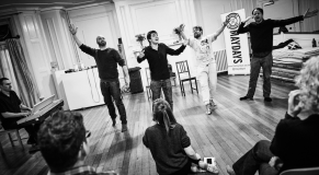The Maydays Performance Musical Improvisation Comedy Course