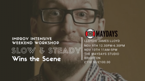 The Maydays: Slow & Steady Wins the Scene