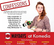 The Maydays present: Confessions! & Guest Improv Superstars