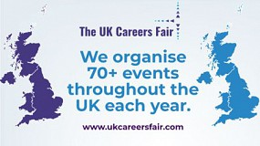 The UK Careers Fair in Brighton - 29th March