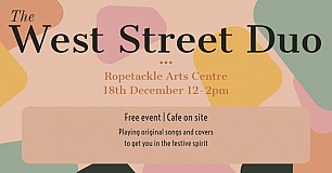 The West Street Duo – Free Saturday Sessions