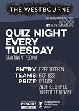 The Westbourne Quiz Night