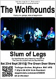The Wolfhounds and Slum of Legs