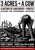 Three Acres and a Cow - a History of Land Rights and Protest in Foilk Song and Story