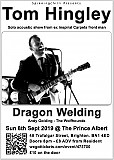 Tom Hingley (ex Inspiral Carpets) and Dragon Welding