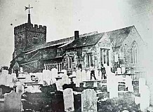 Torchlit Tour - St Nicholas - Graveyards and Ghosts