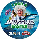 Totally Jawsome Easter Fun at Sea Life Brighton
