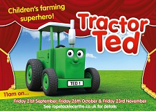 Tractor Ted: November show