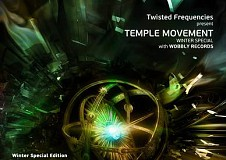 Twisted Frequencies Pres. Temple Movement Winter Special