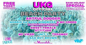 UKG Official Beach Party