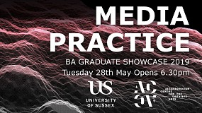 University of Sussex BA Media Practice Showcase